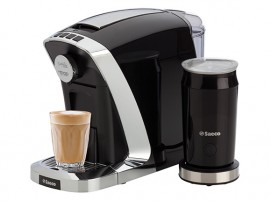 Map Bravista Espresso Machine black right